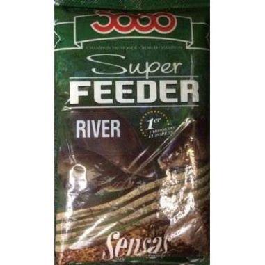 Nada Feeder Sensas 3000 Super Feeder River 1kg Sensas