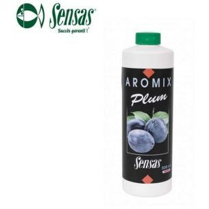 Aditiv Lichid Nada Sensas Super Aromix Plum 500ml