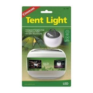 Coghlans Lampa pentru Cort cu LED