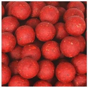 Boilies Nadire 5kg Benzar Strawberry Red 16mm
