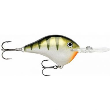 Vobler Rapala Dives To Yellow Perch 6cm 17g