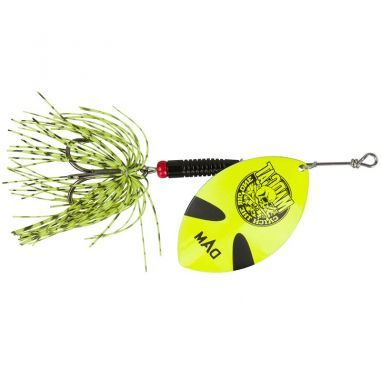 Madcat Big Blade Spinner Fluo Yellow 55g
