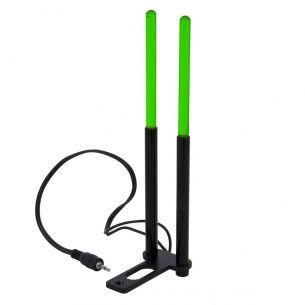 Stabilizator LED CE Verde