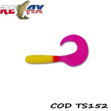 Grub Relax Twister 6cm Standard 152 (12+3Gratis)