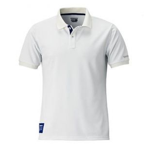 Tricou Shimano Polo Shirt White Marime XL