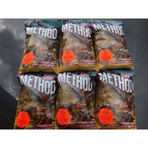 Pelete Method Feeder Benzar Mix Black Halibut  2mm 800g