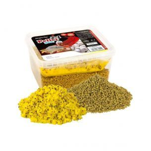Benzar Mix Pellet Pack 2 in 1 Scoica 1200g