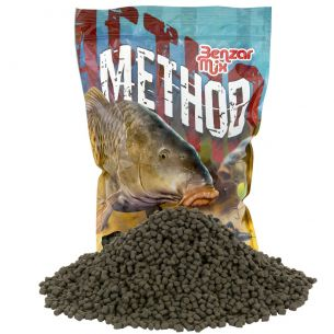Benzar Premium Black Halibut Pellet 4.5mm 800g