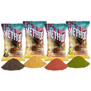 Benzar Mix Seria Method Mix Red Krill 800g
