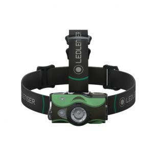 Lanterna Cap Led Lenser MH8 Green