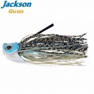 Jig cu Skirt Jackson Qu-on Verage Swimmer 10.5g (1buc) BS