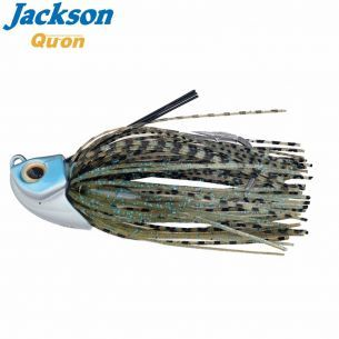 Jig cu Skirt Jackson Qu-on Verage Swimmer 10.5g (1buc) BSP