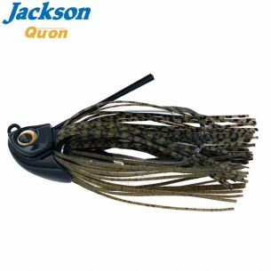 Jig cu Skirt Jackson Qu-on Verage Swimmer 10.5g (1buc) GP