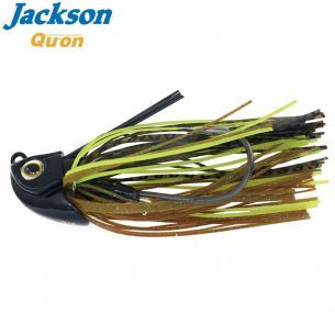 Jig cu Skirt Jackson Qu-on Verage Swimmer 10.5g (1buc) MDC
