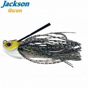 Jig cu Skirt Jackson Qu-on Verage Swimmer 7g (1buc) GS