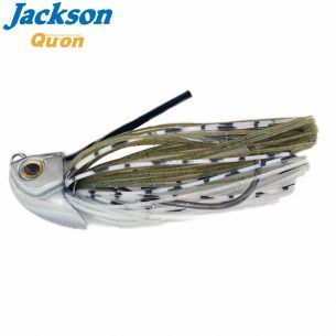 Jig cu Skirt Jackson Qu-on Verage Swimmer 7g (1buc) RHS