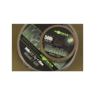 Leadcore Korda Kable Weed Green 7m 50lb