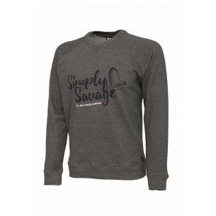 Pulovar SG Simply Grey S