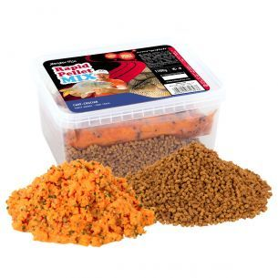 Benzar Mix Pellet Pack 3 in 1 Crap-Caras 1200g