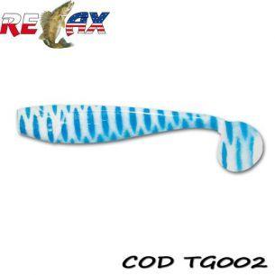 Relax King Shad Tiger TG002 10cm (5buc)