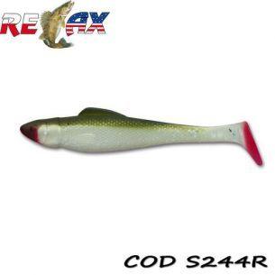 Shad Ohio Standard 10.5cm (Cul:244R) 10buc