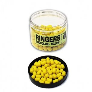 Pop Up Critic Echilibrat Ringier Chocolate 4.5mm Yellow (70g)