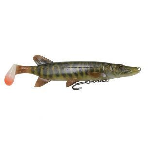 SG 4D Pike Shad Striped Pike 20cm 65g