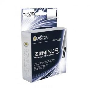 Fir Monofilament Lineaeffe Ninja Pro Cast Orange 0.20mm 250m