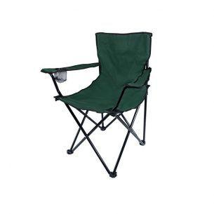 Scaun Verde Camping EnergoTeam 50*50*80cm