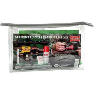 Perie Pentru Curatat Arma Fibre Plastic Calibrul 16