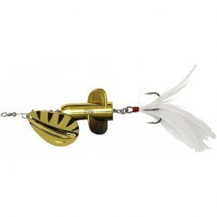 Rattlin Spinner DAM Effzett Gold 11cm 18g