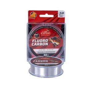 Fir Carp Expert Fluorocarbon Transparent 0.20mm 50m