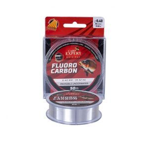 Fir Carp Expert Fluorocarbon Transparent 0.30mm 50m