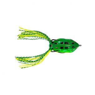 Broasca Verde Wizard Wiggly 5.5cm