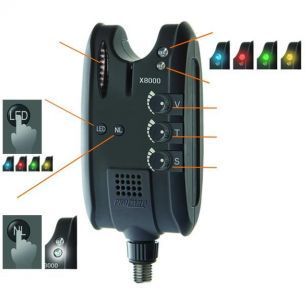 Avertizor Electronic Cormoran Pro Carp X8000