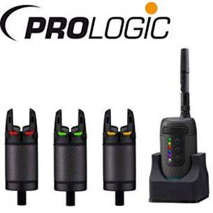 Set 3 Avertizori Prologic K3 + Receiver SMX