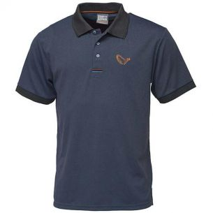 Tricou Polo Bleumarin Savage Gear Simply XL