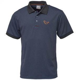 Tricou Polo Bleumarin Savage Gear Simply 2XL