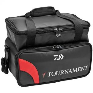 Geanta Daiwa Tournament Pro Carry All M + 3 Cutii