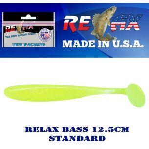 Shad Relax Bass Standard S341 12.5cm 5buc