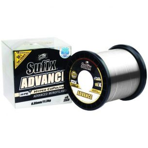Fir Monofilament Sufix Advance Clear 0.20mm 1000m
