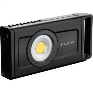 Lanterna Led Lenser iF8R Black 4500LM + Incarcator