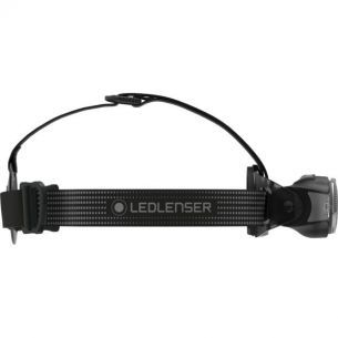 Lanterna Cap Led Lenser MH11 Black Bluetooth 1000LM
