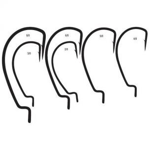 Carlige Mustad Offset Big-Mouth BLN nr.4/0 5buc