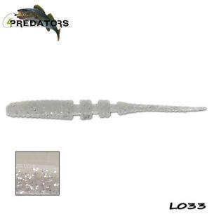 4Predator HD Light Single Tail 6cm L033 (15buc)