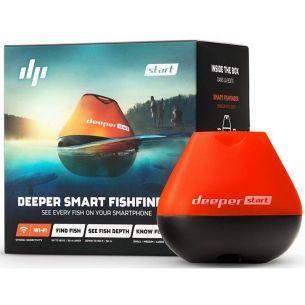 Sonar Deeper Start Wifi 50m
