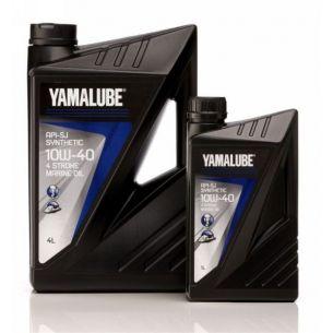 Ulei Motor Yamaha Barca Yamalube 4T 10W-40 API-SJ Sintetic 1L