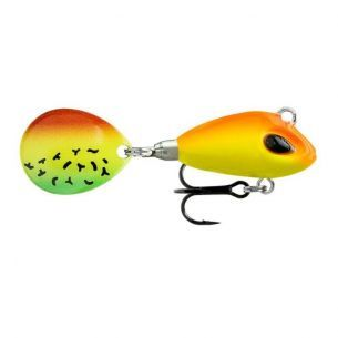 Spin Tail Storm Gomoku Spin 6cm 16g Hot Tiger