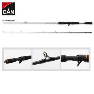 Lanseta Casting DAM New Yagi 1.98m 7-28g