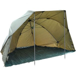 Umbrela cu Paravan Carp Zoom Expedition Shelter 240x150x140cm
